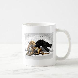 Big Cats - Leopards Mugs