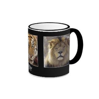 Big Cats Mug