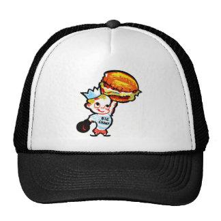 Big Champ Hamburgers Cap