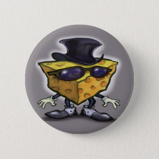 Big Cheese 6 Cm Round Badge