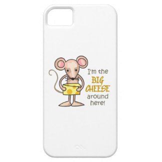 Big Cheese iPhone 5 Cover