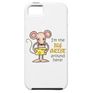 Big Cheese iPhone 5 Case