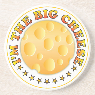 Big Cheese Drink Coaster