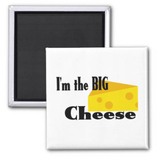 Big Cheese Magnet