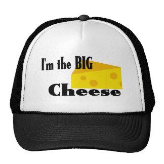 Big Cheese Mesh Hat