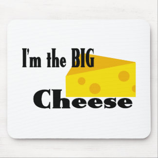 Big Cheese Mouse Pad