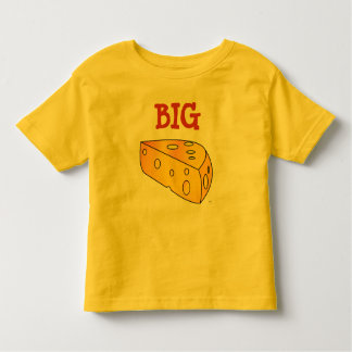 Big Cheese Toddler T-Shirt