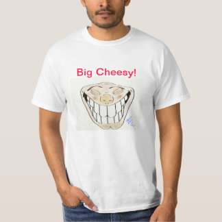 Big Cheesy Smile t-shirt