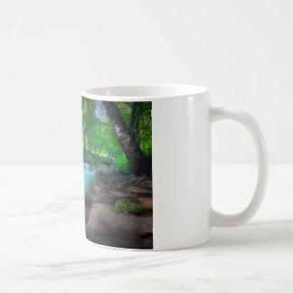 Big Chico Creek Basic White Mug