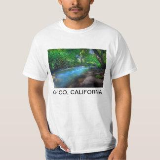 Big Chico Creek, Chico, California T-Shirt
