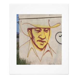 Big Chief Gas Station Graffitti Photo Art