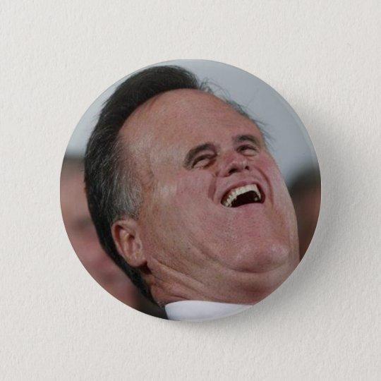 Big Chuckles Mitt 6 Cm Round Badge