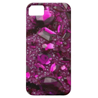Big Chunky Faux Jeweled IPhone4 case mate Barely There iPhone 5 Case