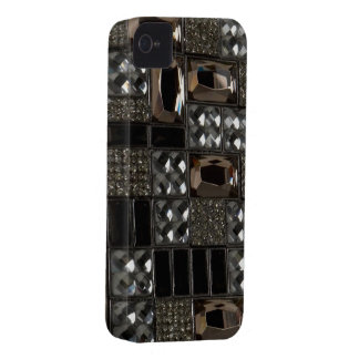Big Chunky Faux Jeweled IPhone4 case mate iPhone 4 Case-Mate Case