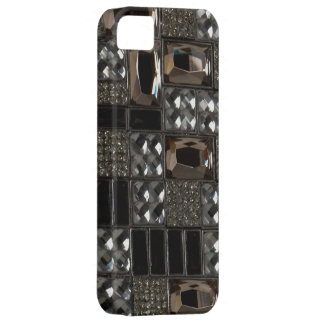Big Chunky Faux Jeweled IPhone4 case mate iPhone 5 Covers