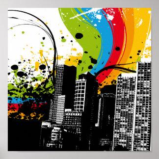 Big City 1 Posters