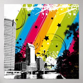 Big City 2 Print