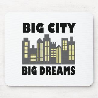 Big City Big Dreams Mouse Pad