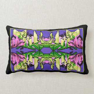 Big City Reflections Lumbar Cushion