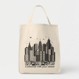 Big City Tote Bag