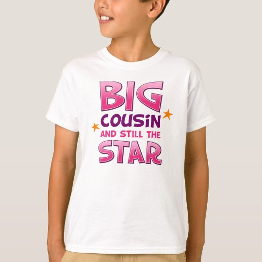 Big Cousin Star T-Shirt