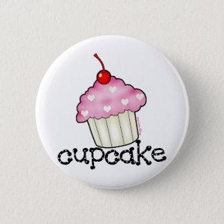 Big Cupcake 6 Cm Round Badge