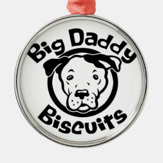 Big Daddy Biscuits Ornament