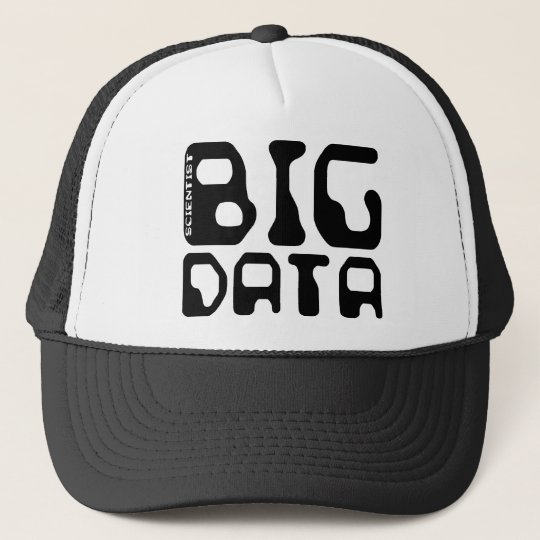 Big Data Scientist Trucker Hat