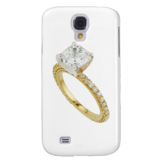 Big Diamond Engagement Ring Hint Hint Galaxy S4 Case
