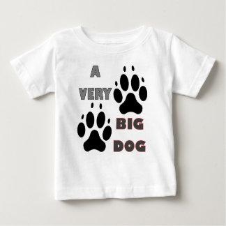 Big Dog pet humor kids Baby T-Shirt