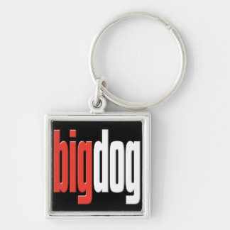 Big Dog. Top Dog. Big Cheese. Boss.key chain Key Ring