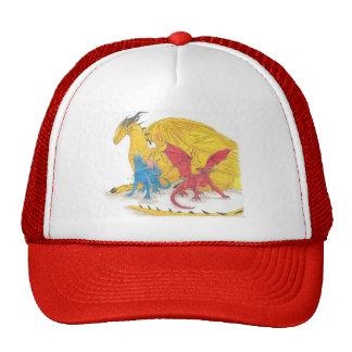Big dragons cap