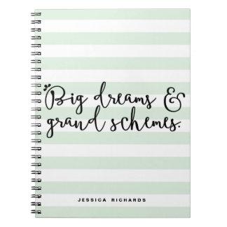 Shop notebooks