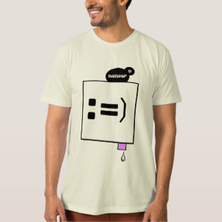 BIG DRIP - purple teeth T-Shirt