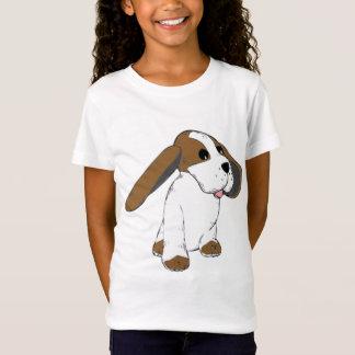 Big Eared Basset Dog T-Shirt