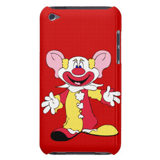 Big Eared Clown iPod Touch Case