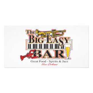 Big-Easy-Bar-3- Converted Photo Greeting Card