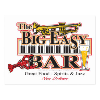 Big-Easy-Bar-3-[Converted] Postcard