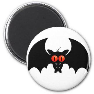 Big Eyed Bat Fridge Magnet