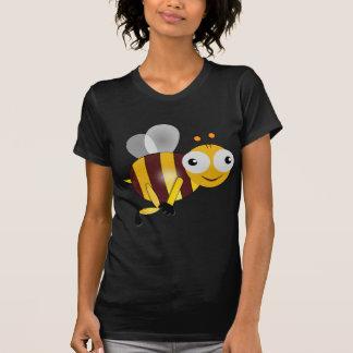 Big Eyed Cartoon Bee T Shirt