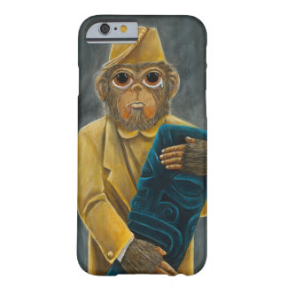 Big Eyed Chimp iPhone 6/6s Barely There iPhone 6 Case