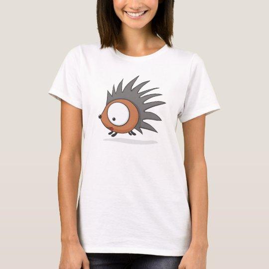Big-eyed hedgehog T-Shirt