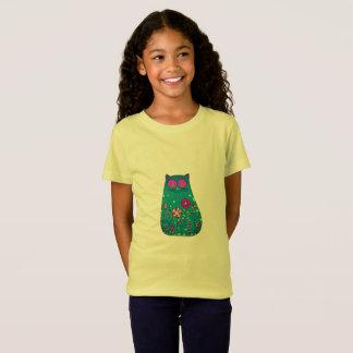 Big Eyed Kitty Cat T-Shirt