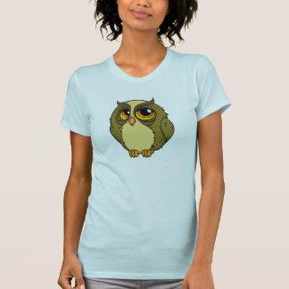 Big-eyed Owl (#2) T-shirt