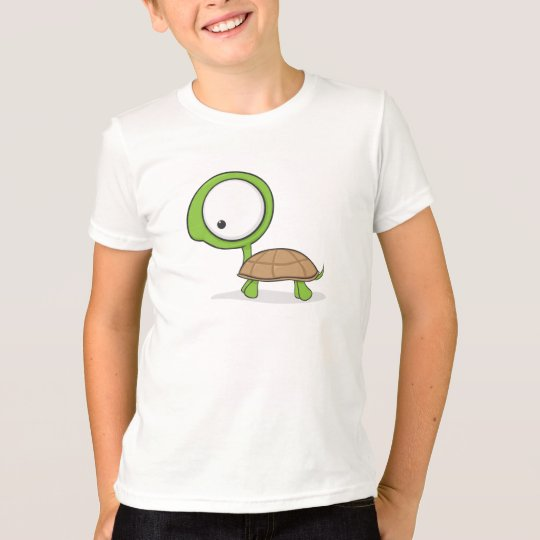 Big-eyed turtle T-Shirt