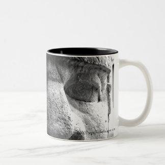 Big Eyes, Big Nose Coffee Mugs