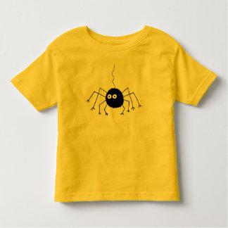 Big Eyes Black Spider T-Shirt