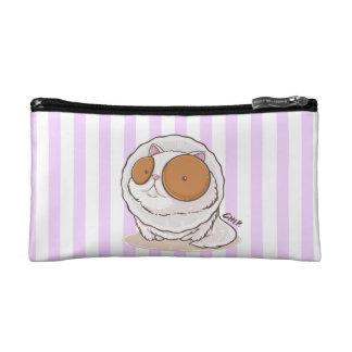 Big Eyes-Chip-Persian Cat-Cosmetic Bag Cosmetic Bag
