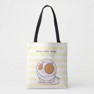 Big Eyes-Chip-Persian Cat-Tote Bag