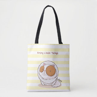 Big Eyes-Chip-Persian Cat-Tote Bag Tote Bag